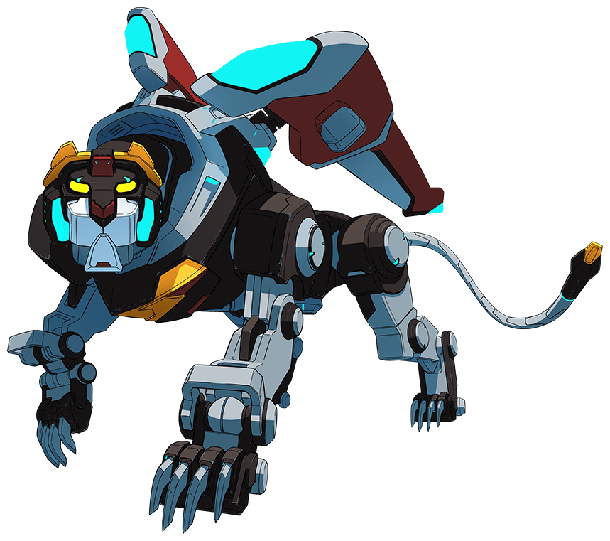 Black Lion Voltron Legendary Defender Wikia Fandom