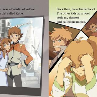 Pidge's Story | Voltron: Legendary Defender Wikia | FANDOM