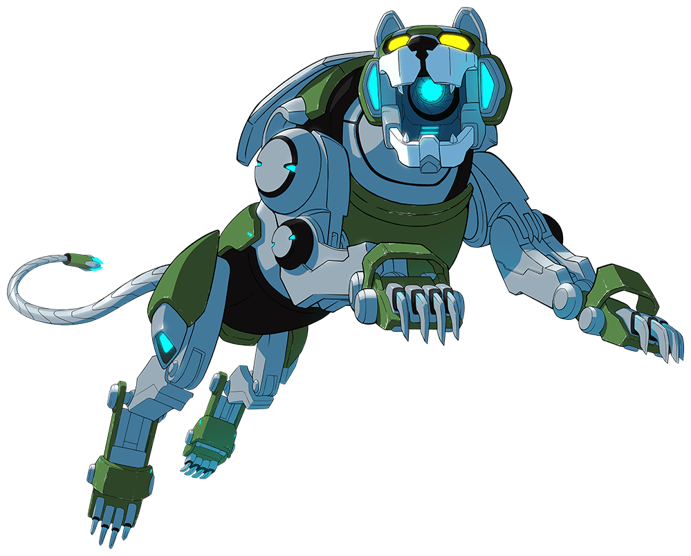 Green Lion Voltron Legendary Defender Wikia Fandom