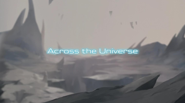 Across The Universe Voltron Legendary Defender Wikia