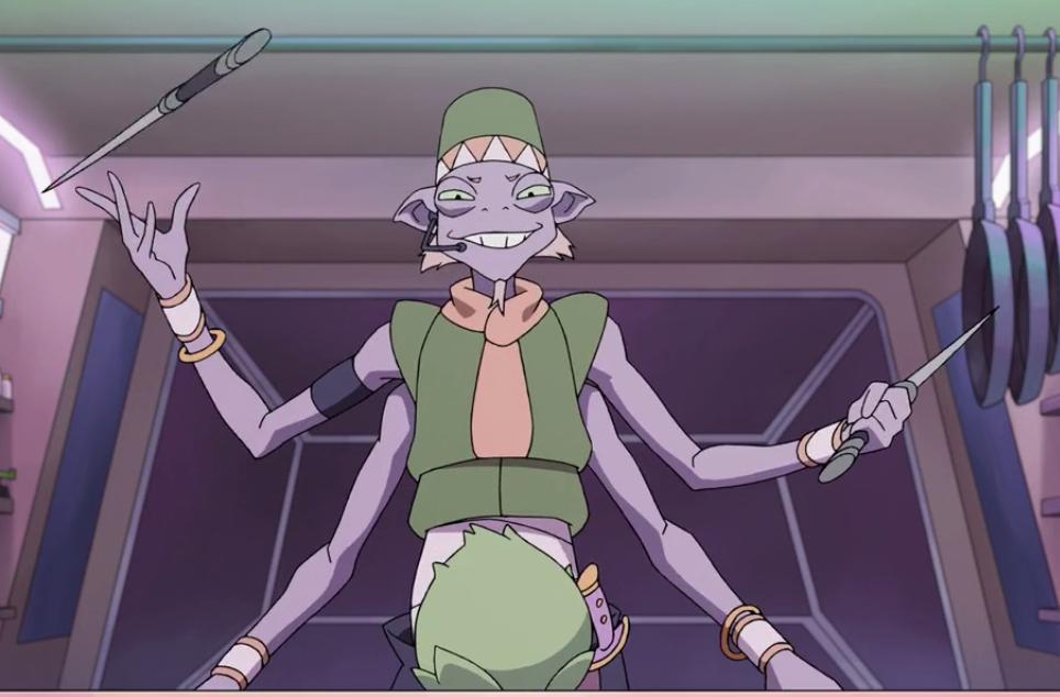 Unilu Voltron Legendary Defender Wikia Fandom Powered