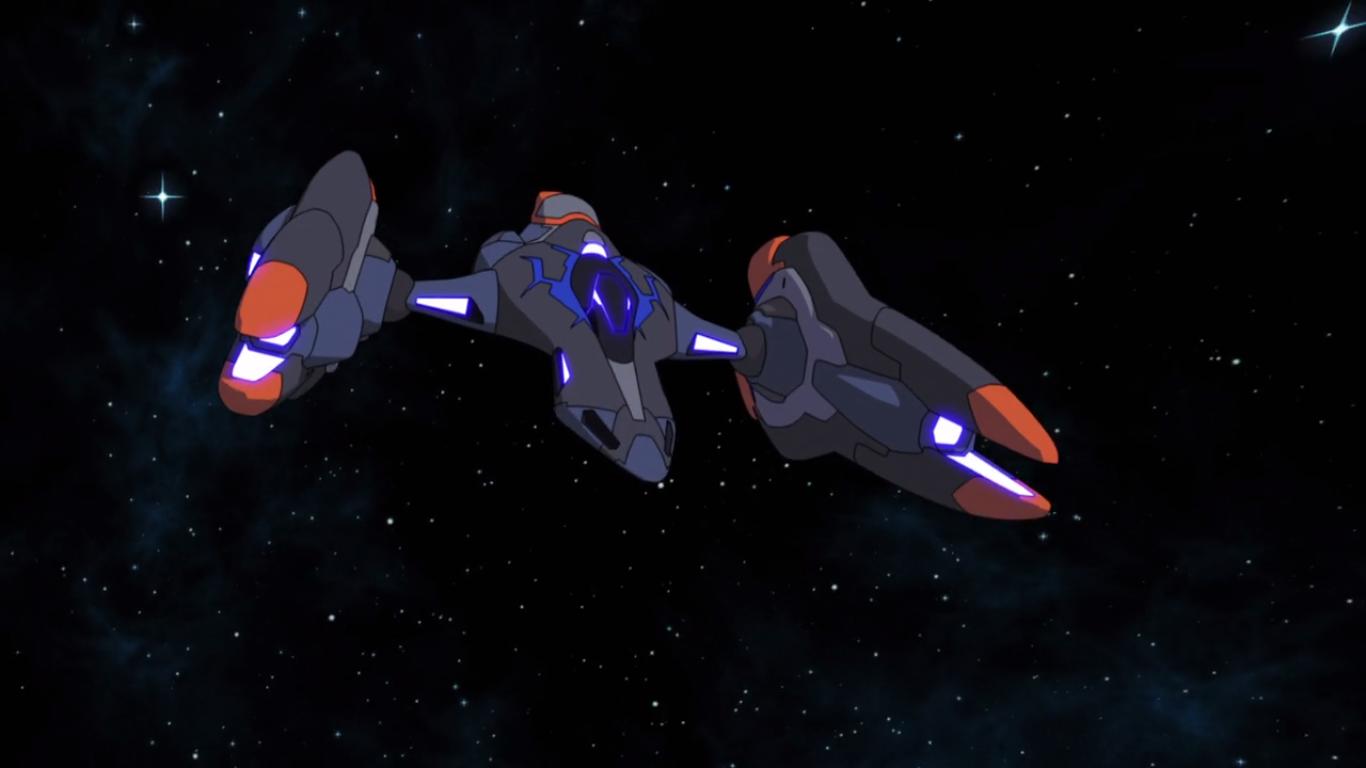 Image Lotorfighterjet Png Voltron Legendary Defender