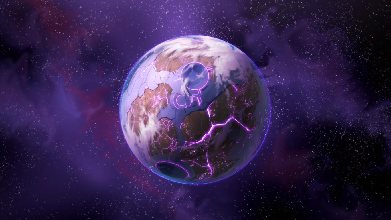 Naxzela Voltron Legendary Defender Wikia Fandom