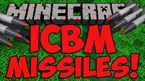 Minecraft Mods Episode 768 ICBM iPodmail 1.4