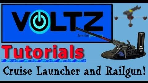 Railgun and Cruise Launcher (ICBM) Voltz Tutorial-0