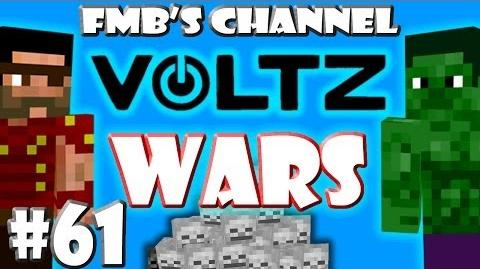 Voltz Wars 61 Rob's New Best Friend