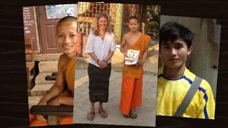 Part of me is left behind in Laos ...