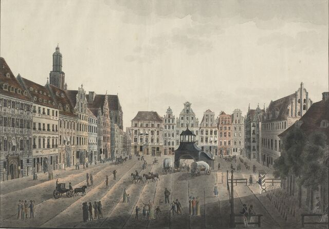 PanoramaBreslauParadePlatz BNW