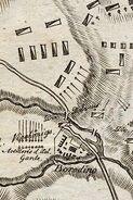 Plan von dem Schlachtfelde an der Moskwa