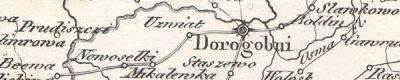 RouteDorogobuiSlawkowo
