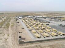 Военная база Хрюшен