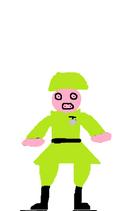 Подполковник Хрюшин