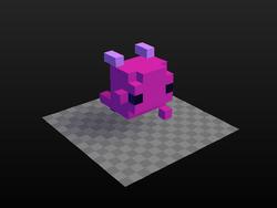 Purple Imp