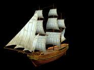 Light Frigate Ship