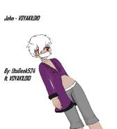 John - Editado por UtaGeek524 - VOYAKILOID