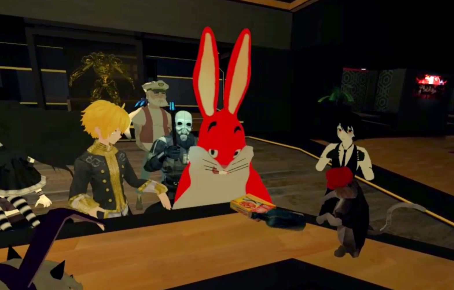 The Big Chungus Vrchat Legends Wiki Fandom Powered By Wikia