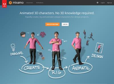 Quick Start - Mixamo Avatar Creation | VRChat Wikia | FANDOM powered