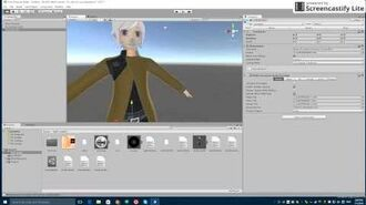 How to use MMD models in Unity and VRChat
