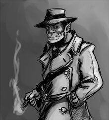 Detective Greruk