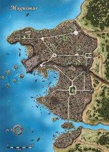 Kaart Magnimar