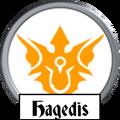 Hagedis name icon