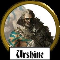 Urshine name icon