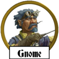 Gnome name icon