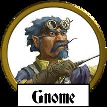 Gnome name icon