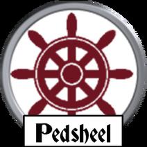 Pedsheel name icon