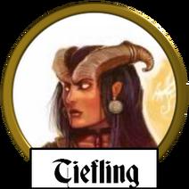 Tiefling name icon