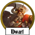 Dwarf name icon