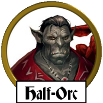 Half-Orc name icon