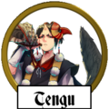 Tengu name icon