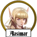 Aasimar name icon