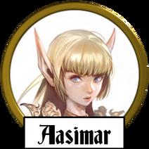 Aasimar name icon