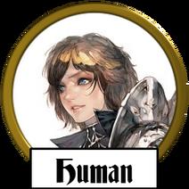 Human name icon