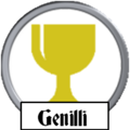 Genilli name icon