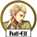 Half-Elf name icon