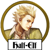 Half-Elf name icon