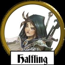 Halfling name icon