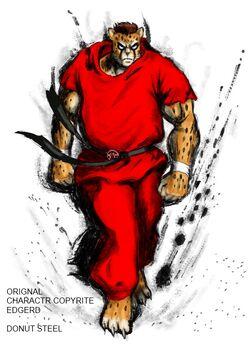 RED DA CHEEBA