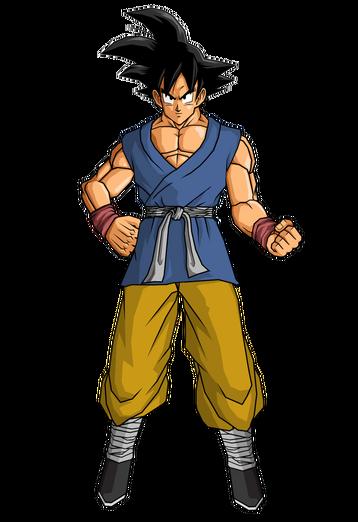 Goku gt by jeanpaul007-d3hs586