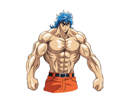 File:Toriko without shirt.png