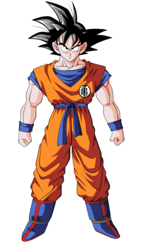 File:Goku by bardocksonic-d5ryf7o.png