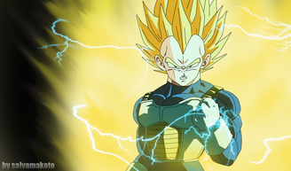 Vegeta super saiyajin by salvamakoto-d5anvsk