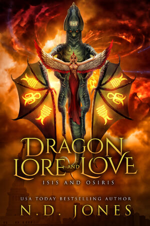 Dragon Lore and Love African American Paranormal Romance by ND Jones