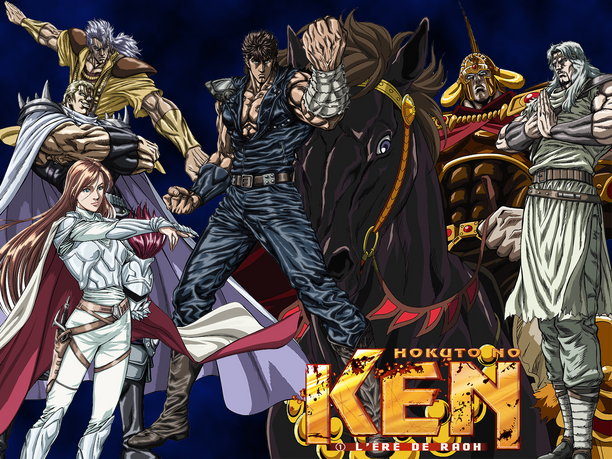 Fist of the north star cast