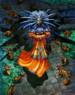 The Lady of Pain (Dungeons and Dragons)