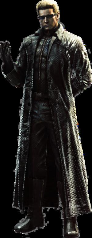 RE5 Albert Wesker2