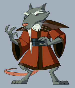 Splinter-TMNT-2003